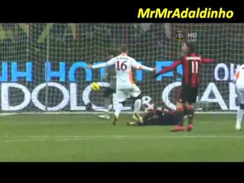 Ronaldinho last game