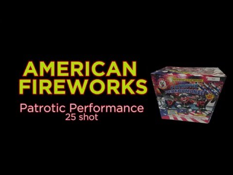 (5643) Patriotic Performance