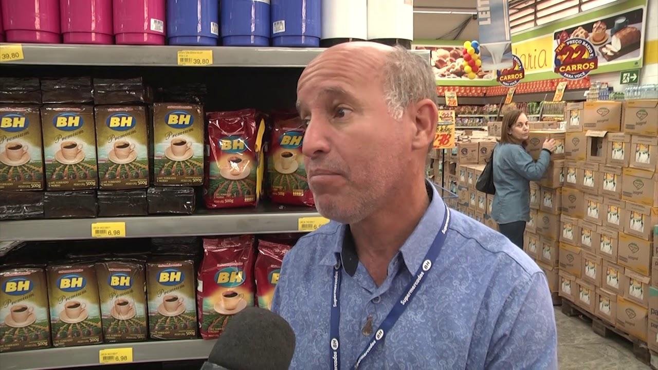 Dono do supermercado bh