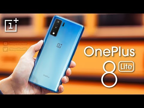 OnePlus 8 Lite (2020) - First Look