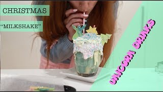 CHRISTMAS THEMED FREAKSHAKE TUTORIAL