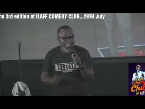 Download ILaff comedy club show with mc Abbey.