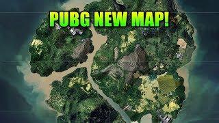 PUBG New Tropic Island Map & New DSA SA58 Rifle!