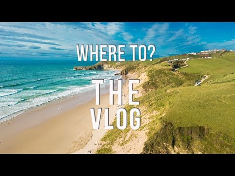 Where To? The Vlog - Travel and Surf Tips #4 Cantabria Part 2 , surfing, atlantic, waves and more
