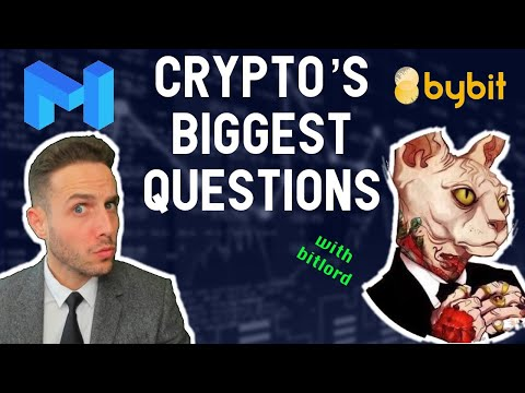 Matic Dump, Leverage Trading And More! Answering Crypto's Biggest Questions With Bitlord