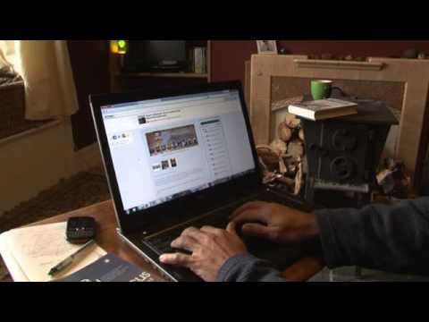 Full Report  Writer fundraises for Syrian refugees   Border   ITV News