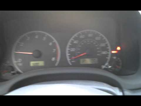 How To Reset Maintenance Light For The 2009 2013 Toyo