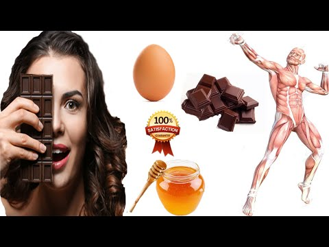 Health Benefits Of Chocolate,Do this and be the most man among men-only with chocolate,egg, honey. thumbnail