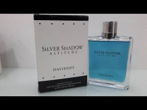 Davidoff Silver Shadow Altitude Fragrance Review Youtube
