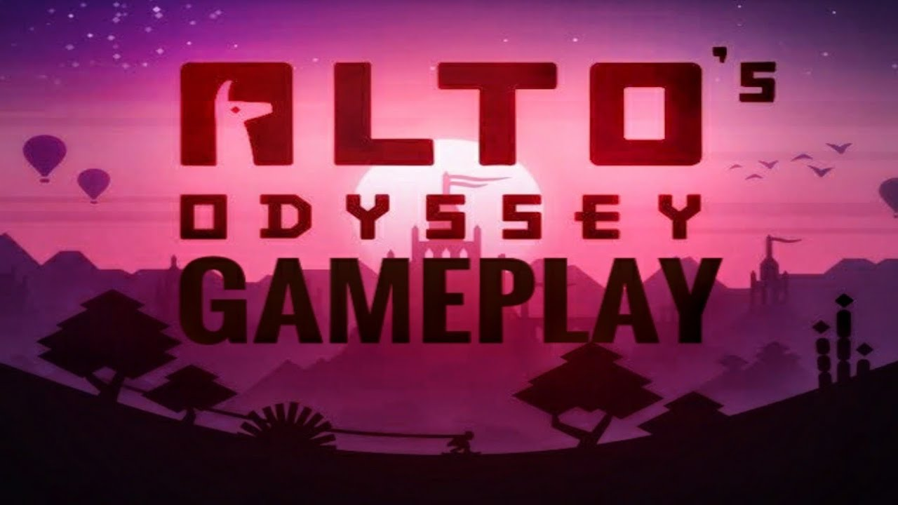 Alto Odyssey Gameplay - YouTube