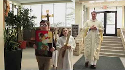 Saint Paschal Baylon Altar Server Training Video