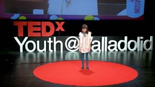 Nada es tan terrible como parece | Gadea Castro | TEDxYouth@Valladolid