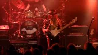 Randy Hansen Band - Voodoo Chile (slow) - Jimi Hendrix - full HD