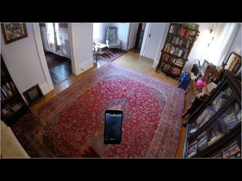 Tour of an Apple HomeKit Enabled Home, with Dozens of Devices Controlled by Siri