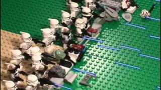 Lego Star Wars Battle Part 1