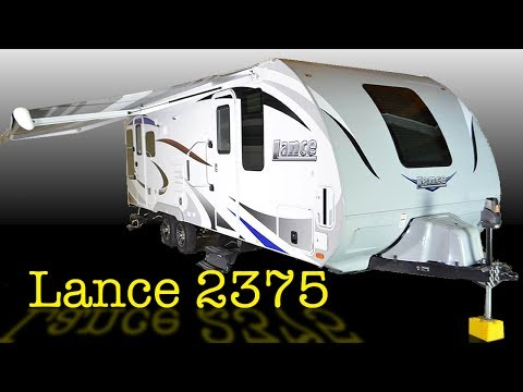 2018 Lance 2375 Travel Trailer at Princess Craft RV