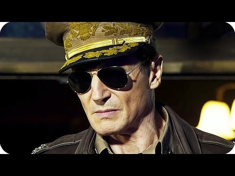 OPERATION CHROMITE Trailer (2016) Liam Neeson War Movie