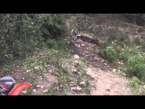 Beta RR 250 2T 2014 Test Ride @ Santiago, Dominican Republic, 2013-08-31