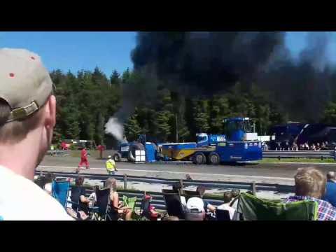 Tractorpulling bryne 2017 27.5