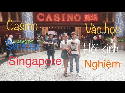 Casino sentosa singapore