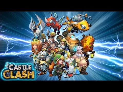 The Best Troop In Castle Clash!!!