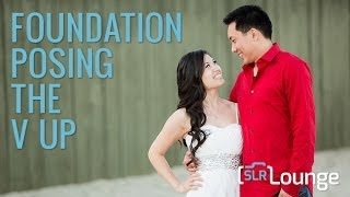 Wedding and Engagement Poses | The V Up - Natural Light Couples Photography Workshop DVD E502