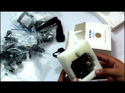 Best Action Cam in Pakistan || Review || Vtin EyPro Sport Cam || GoPro vs Vtin || By Comfort Rides