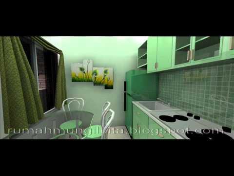 Renovasi Rumah Tipe 21 0001 Youtube