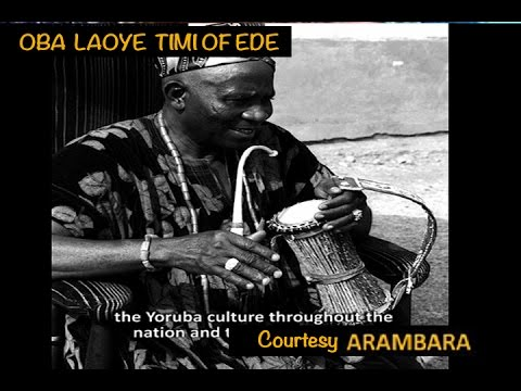 Download The Drummer King, Timi Laoye of Ede