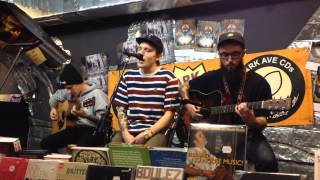neck deep what did you expect acoustic live park ave cds orlando