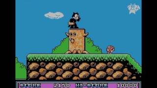 Felix the Cat - GamePlay - User video