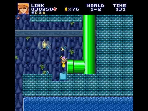 Super Mario Crossover 3 - Il Gioco - Flashgames.it