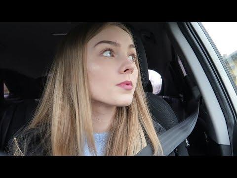 PIERWSZY mini CAR VLOG!  :D