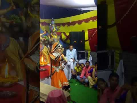 devotional dance by akash verma
