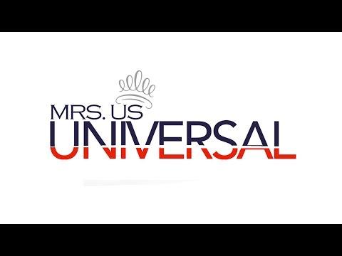 Mrs. US Universal 2016