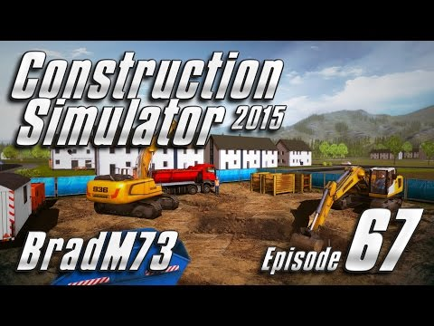 Construction Simulator 2015 GOLD EDITION - Episode 67 - Finished the job!