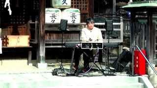 風が吹き、龍が舞い降りる! 松尾泰伸のヒーリングシンセサイザー 【02M...