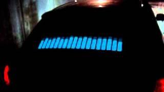 Эквалайзер на стекло автомобиля 16х70(Видео сайта dk-ichiban.ru., 2011-07-04T14:59:47.000Z)