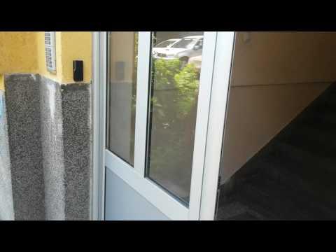Ulazak u zgradu bez kljuca - citac kartica www.interfoni.net