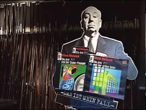 Die drei ??? (100) Toteninsel - MAKING OF / Werbefilm (2002)
