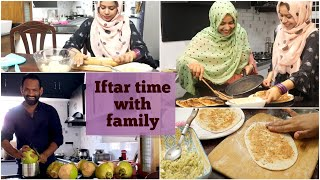 Making Iftar for Our family / Ramadan 2021 / zulfia's recipes