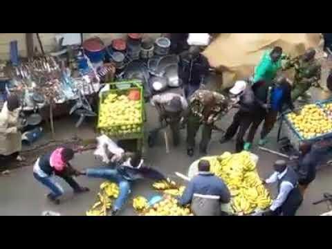 Police Brutality Kenya
