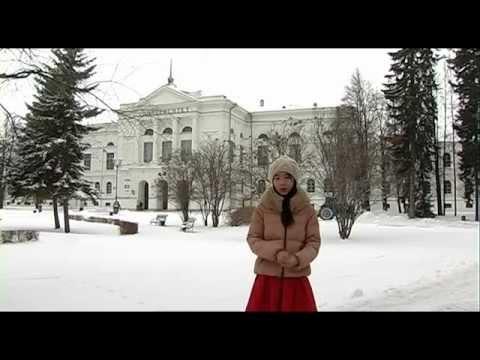 Ju Chuanya, Master of Philology, Tomsk State University