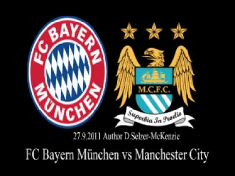 fc bayern vs man city