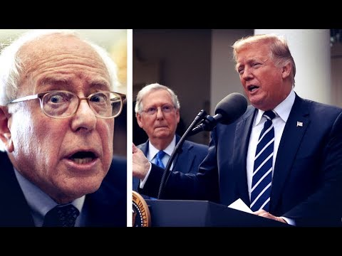 Bernie Sanders Exposes the Corruption Behind GOP's Tax Reform Push
