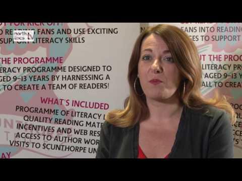 Scunthorpe United Reading Stars