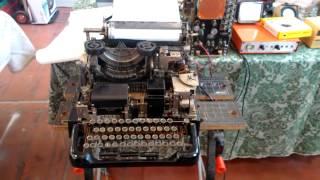 Telescrivente RTTY DDH7 Fiera elettronica montichiari 31/08/2013