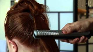 ELLE's Beauty School: How to Create The Fetish Pony Tail