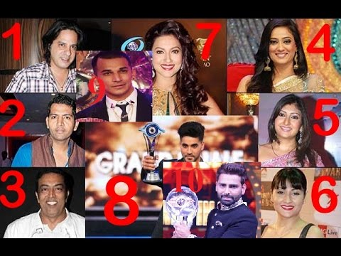 Bigg Boss Winners List Of All Seasons 1 2 3 4 5 6 7 8 9 10 With Host Name