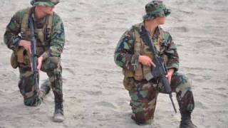 """A Tribute to the U.S. Navy SEALs - """"Citizen/Soldier"""""""